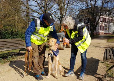 Personenspürhunde-Ausbildung