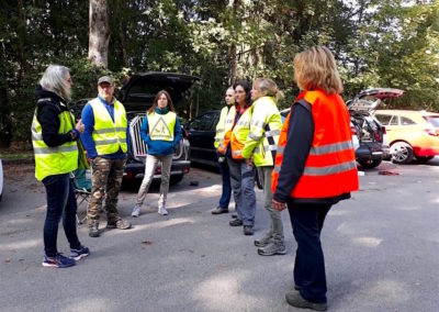 Mantrailing Intensivwoche in Oberammergau